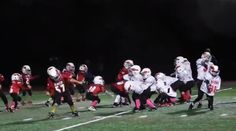 "A group of Pee Wee football players have become an internet sensation after they abandoned the scrimmage they were playing to do the ""Whip Nae/Nae"" on the field. 