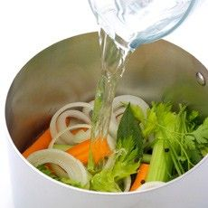 Quick Vegetable Stock Recipe on Yummly. @yummly #recipe
