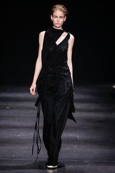 Ann Demeulemeester Herfst/Winter 2014-15 (36)  - Shows - Fashion
