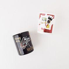 jean-michel basquiat candles | See this Instagram photo by @fuggiamo #shopfuggiamo #jeanmichelbasquiat #basquiat #art www.fuggiamo.com