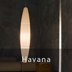 Foscarini Havana Floor Lamp | Interior Ideas | Pinterest | Havana ...