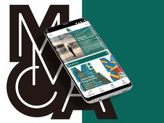 MMCA mobile site design _ galaxy mockup version