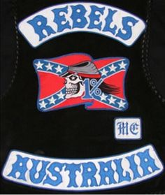 Rebels MC (Motorcycle Club - Australia)