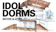 Idol Dorms: Before and After | http://www.allkpop.com/article/2014/07/idol-dorms-before-and-after