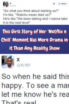 #Girls #Story #Netflix #Chill #Moment #Drama #Reality #Show