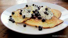 Banaaniletut // Banana Pancakes Food & Style Anne Pfitzner, 52 Weeks of Deliciousness Photo Anne Pfitzner www.maku.fi