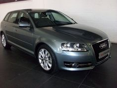 2011 Audi A3 Sportback 1.8T FSi Ambition S-Tronic. Visit our website at www.surf4cars.co.za