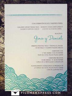redaccion invitacion de boda