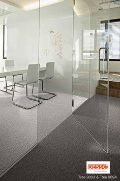 Desso | Tree #sustainable #carpet #interior