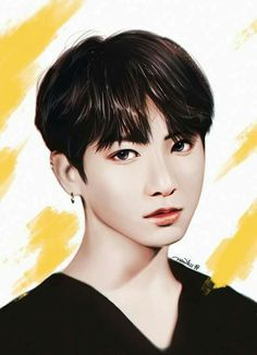 Jungkook @BTS art