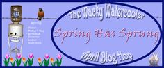 april 2014 wacky water cooler blog hop Best Blogs, Spring Has Sprung, Stampin Up, Day, Water, Gripe Water