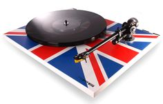 Rega RP6 Turntable 'Union Flag Edition'