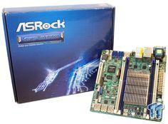 ASRock Rack C2550D4I (Intel Avoton) Mini-ITX Server Motherboard Review