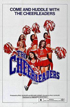 THE CHEERLEADERS 1974 cult film