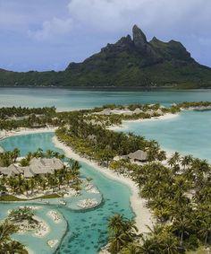 Bora Bora Resort French - Polynesia | Full Dose