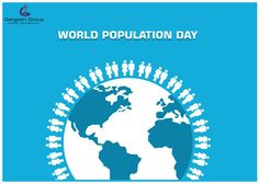 A finite #world can #support only a finite #population; therefore, #population growth must #eventually equal zero. #worldpopulationday.