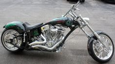 custom built choppers | Mad Fox Choppers custom built pro-street motorcycles in Chicagoland
