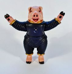 Doctor Who - Space Pig Action Figure - BBC 2004 - 9cm Tall (1)