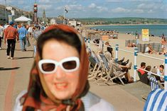 Martin Parr, GB. England. Weymouth. 2000. from Life's A Beach (Aperture, 2013)