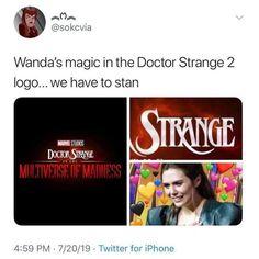 Avengers Memes, Marvel Memes, Marvel Dc Comics, Marvel Avengers, X Men, 2 Logo, Stucky, Marvel Funny, Doctor Strange