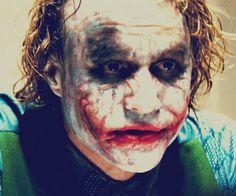 Heath Ledger's Joker - The Dark Knight Joker Photos, Joker Images, Joker Pictures, Heath Legder, Heath Ledger Joker, Everything Burns, Joker And Harley, Harley Quinn, Batman The Dark Knight