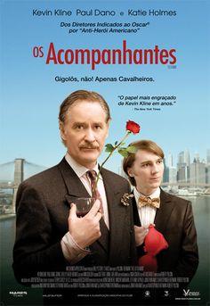 Filme 'Os Acompanhantes' estreia nesta sexta (01)