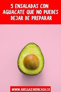 Avocado, Health Fitness, Food And Drink, Menu, Banana, Tasty, Healthy Recipes, Snacks, Fruit