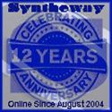 Syntheway 12 Years Anniversary. Featuring Virtual Harp, Choir, Brass, Organs, Banjo, Mandolin, Accordion Bandoneon, Sitar, Harpsichord, Electric Pianos, Strings, Flute, Vibraphone, Xylophone, Marimba, Glockenspiel, Hammond B3, Rhodes, Wurlitzer, Clavinet. VST & Audio Unit Plugins, EXS24, KONTAKT... #Syntheway12Years #Syntheway12YearsAnniversary ##Syntheway12thAnniversary