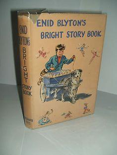 Enid Blyton's Bright Story Book. 1952 1st Edition (Hardback)