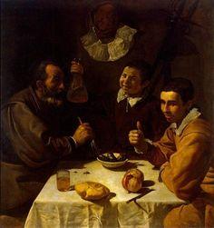 Breakfast - Diego Velázquez