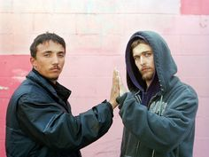 Touching Strangers, Richard Renaldi Project Explores Social Division (Photo Gallery)