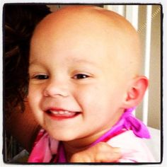 Donna Abshire:  This is our baby, 2 year old Raygan Skye Batton, diagnosed on May. 20, 2013 with high risk neuroblastoma stage IV. Has had 5 rounds chemo, stem cell harvest. Needs 6th round chemo, surgery, stem cell transplant, radiation and 6 more months of chemo.  #endchildhoodcancer #gogold