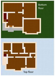 Château Minecraft, Minecraft Villa, Architecture Minecraft, Minecraft Kitchen Ideas, Construction Minecraft, Minecraft House Plans, Minecraft Interior Design, Easy Minecraft Houses, Minecraft House Tutorials