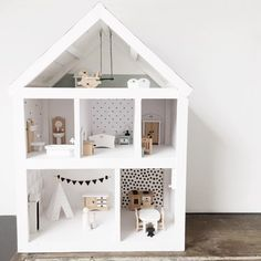DIY poppenhuis | Homeofsha Blog