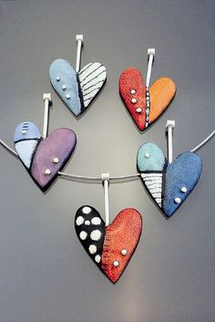 Hearts...cute
