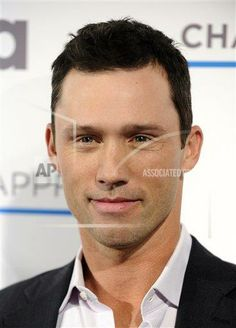 Actor Jeffrey Donovan attends the USA Network and Vanity Fair 2010 Character Approved Awards at the IAC building in New York, on Thursday, Feb. 25, 2010. (AP Photo/Peter Kramer) || via AP Images www.apimages.com/...