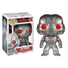 Funko Avengers Age of Ultron Ultron Pop! Vinyl Bobble Head Figure