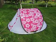 3 man Pop Up Tent