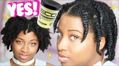 Is BLACK CASTOR & FLAXSEED OIL ECO STYLER The Best For Type 4? + Twist Out