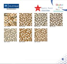 Millennium Tiles 300x300 Digital Floor Tile Series Ceramic Floor Tiles, Tile Floor, Ceramic Flooring, Flooring Tiles, Tile Manufacturers, Home Improvement, Mosaic, Tiling, Ceramics