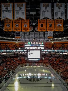 All sizes | Boston Bruins Stanley Cup Banners ~ TD Garden | Flickr - Photo Sharing!