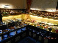 Double Happiness Courtyard Hotel: Breakfast buffet