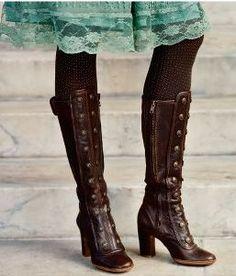 """Frye """"Tandie"""" boots"""