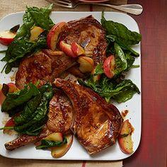 Pork on Pinterest | Pork Chops, Pork Loin and Rosemary Pork Chops