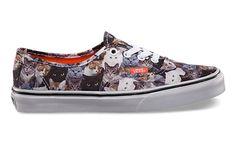 VANSがかわいい猫&犬顔のスニーカーを発売! − ISUTA(イスタ)オシャレを発信するニュースサイト