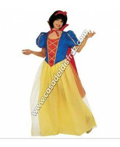 Disfraz de Princesa de Cuento para niñas. #Disfraces #Carnaval www.casadeldisfraz.com Princesas Disney, Snow White, Disney Princess, Disney Characters, Disney Princes