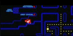 Ralph in Pac-Man - wreck-it-ralph Photo