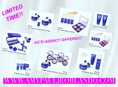 Over $70 in savings with these amazing Acti-Addict offers!! Hurry these offers wont last long. Here is the special link for the offers: https://acti-labs.com/me/amy-orlando/acti-addict-offers