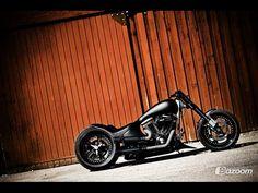 """Harley Davidson Satori Bike    """" NOT NICE - NOT SHINY - NOT BEAUTIFUL - JUST MEAN AND CLEAN.....""""    Cyklen er født som en Harley Davidson Night Train i Milwaukee USA, og er genopstået .....som Satori Bike.    Det er Danmarks bedste custom bygger, Brian Porsborg, Xtreme Custom der har forestået den praktiske del af opgaven. Stort tak for endnu et godt samarbejde, Brian.....    Fotos er bla. taget af Lizeth Strange - stort tak til hende, samt Ebbe Sommerlund og af Ole Joern fra Red Star"""