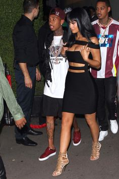 Find images and videos about new and kylie jenner & tyga on We Heart It - the app to get lost in what you love. Kylie Jenner Tyga, Kylie Jenner Workout, Trajes Kylie Jenner, Kylie Jenner Pictures, Kylie Jenner Outfits, Kardashian Style, Kardashian Jenner, Met Gala Outfits, Kylie Travis